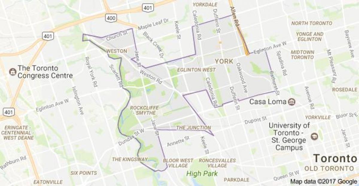 Map Of York Canada.York Toronto Canada Map Map Of York Toronto Canada Canada